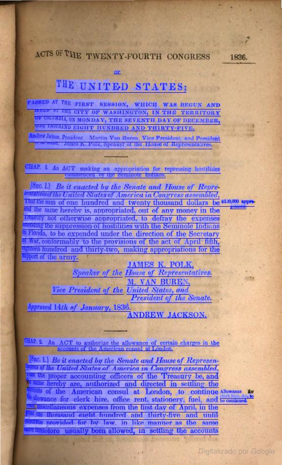Página do livro