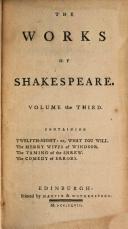 Página do título